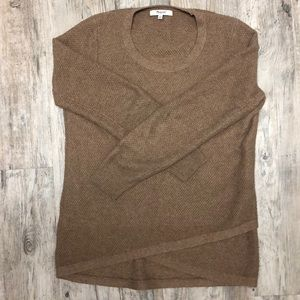 Madewell crossover sweater